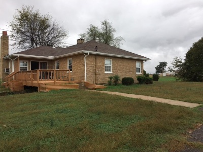 Mayfield Single Family Home Contract Recd - See Rmrks: 176 Cash Rd