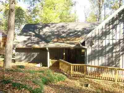 Eddyville Single Family Home For Sale: 425 Forest Glen Drive