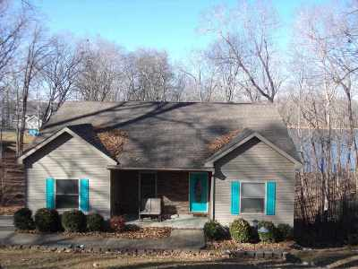 Cadiz Single Family Home For Sale: 396 Baker Lane