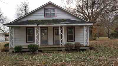 Calvert City Single Family Home For Sale: 2951 Gilbertsville Hwy