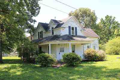 Calloway County Single Family Home For Sale: 1489 Lawson Road