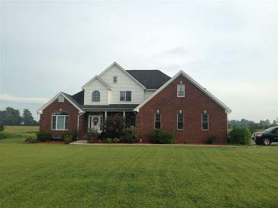 Benton Single Family Home For Sale: 681 Wadesboro Road South