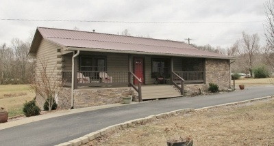 Kuttawa Single Family Home Contract Recd - See Rmrks: 4921 Us Hwy 62 W