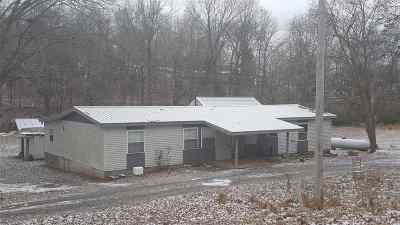 Trigg County Manufactured Home For Sale: 126 Riverview Trail