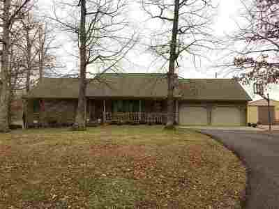 Benton Single Family Home Contract Recd - See Rmrks: 1084 Abraham Road