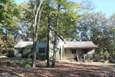 Trigg County Single Family Home For Sale: 81 Fulton Road
