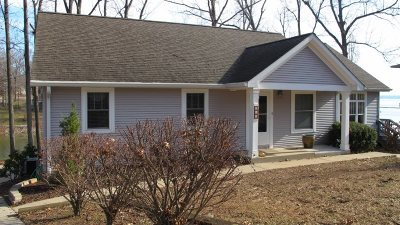 Lyon County, Trigg County Single Family Home For Sale: 525 Willow Way