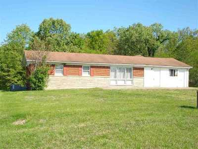Marshall County Commercial For Sale: 3205 Us Hwy 641 North