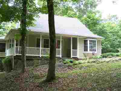 Cadiz, Trigg County, Eddyville, Grand Rivers, Kuttawa Single Family Home For Sale: 140 Dawson Drive