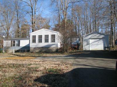 Gilbertsville Manufactured Home For Sale: 113 Miller Lane