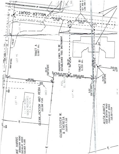 Paducah Residential Lots & Land For Sale: Tract A Miller Dr