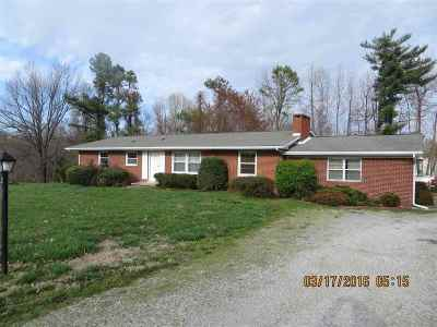 Ballard County Single Family Home For Sale: 230 County Farm Road