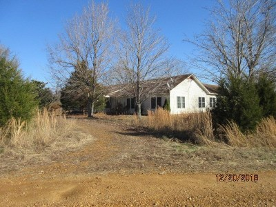 Hardin Single Family Home Contract Recd - See Rmrks: 144 Martin Creek Lane