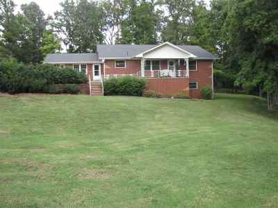 Hardin Single Family Home For Sale: 16491 Us Hwy 68 E