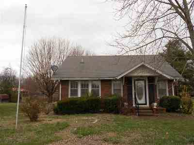 Eddyville Single Family Home For Sale: 306 W Fairview Ave