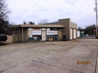 McCracken County Commercial For Sale: 1700-1702 Bridge St