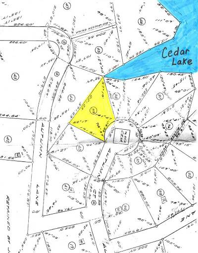 Residential Lots & Land For Sale: Lot#39 Wallace Cemetery Lane