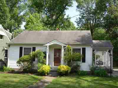 Paducah Single Family Home Contract Recd - See Rmrks: 2520 Clark St