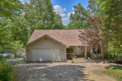 Kuttawa Single Family Home Contract Recd - See Rmrks: 38 Shirley