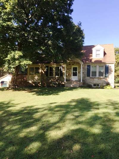 Paducah Single Family Home For Sale: 3805 Old Us Hwy 45 S