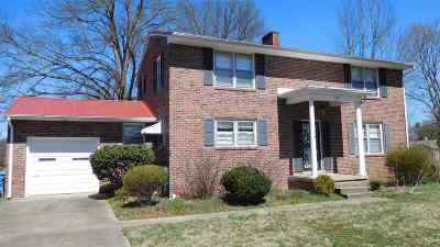 Murray Single Family Home For Sale: 1702 Olive St