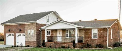 Calloway County Single Family Home For Sale: 779 Elm Grove Road