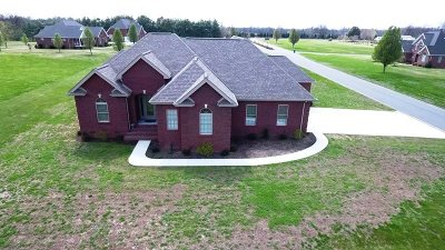 Ledbetter Single Family Home For Sale: 109 Clubhouse Dr