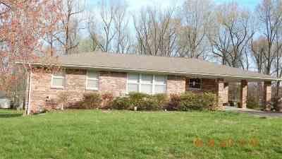 Calvert City Single Family Home For Sale: 315 Ironwood Dr.
