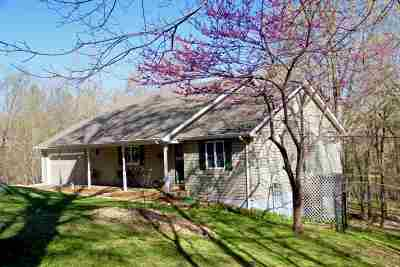 Eddyville Single Family Home Contract Recd - See Rmrks: 96 Cedar Dr