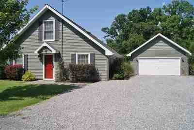 Cadiz, Trigg County, Eddyville, Grand Rivers, Kuttawa Single Family Home For Sale: 76 Zane Ct