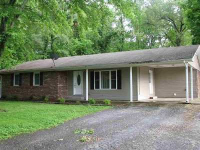 Benton KY Single Family Home Contract Recd - See Rmrks: $109,900