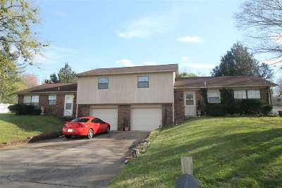 Paducah Multi Family Home Contract Recd - See Rmrks: 5224-5226 Ogilvie Ave.