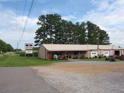 Benton KY Commercial For Sale: $407,500