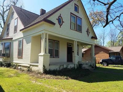 McCracken County Single Family Home For Sale: 3108 Madison
