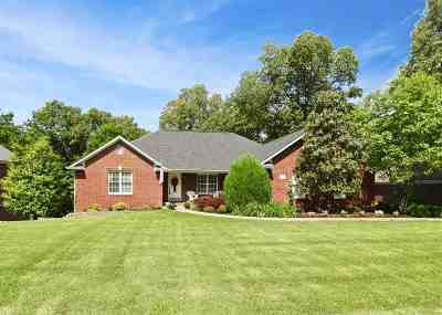 Paducah Single Family Home For Sale: 46 Barrington Circle