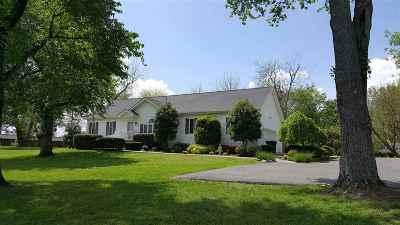 Calvert City Single Family Home For Sale: 1814 S Main St