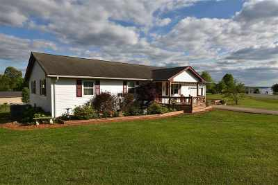 Eddyville Single Family Home For Sale: 145 Lake Scene