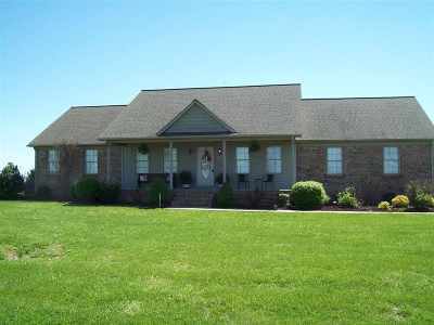 Graves County Single Family Home For Sale: 241 Smith's Ln