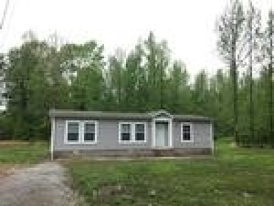 McCracken County Manufactured Home For Sale: 1901 Husband Rd.