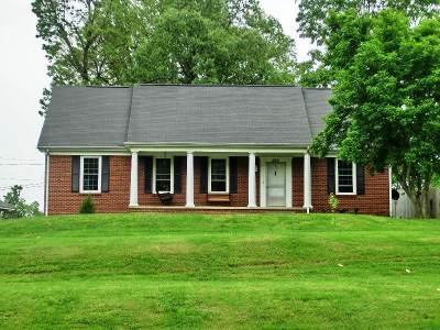 Calvert City Single Family Home For Sale: 839 Evergreen St