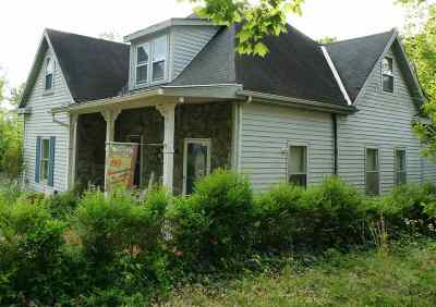 Cadiz Single Family Home Contract Recd - See Rmrks: 51 Lafayette St.