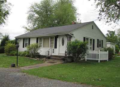Kevil Single Family Home Contract Recd - See Rmrks: 198 Kentucky