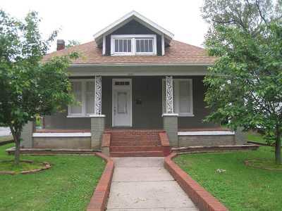 McCracken County Single Family Home For Sale: 1514 Jefferson