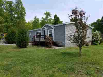 Grand Rivers Manufactured Home For Sale: 840 Newburn Road