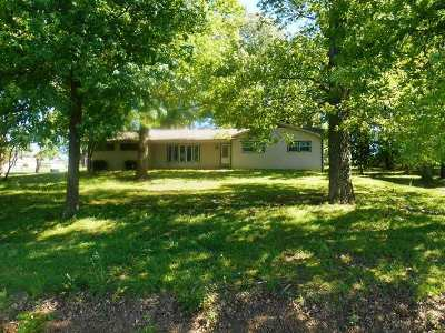 Paducah Single Family Home For Sale: 260 Charlotte Ann Drive