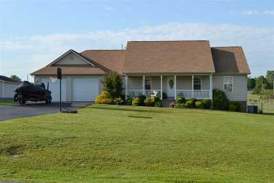 Calvert City KY Single Family Home For Sale: $189,000