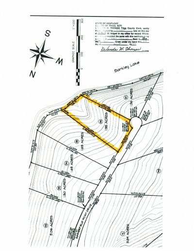 Trigg County Residential Lots & Land For Sale: Summerfield Drive