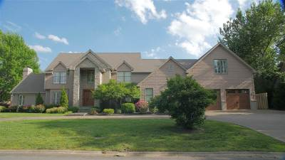 McCracken County Single Family Home Contract Recd - See Rmrks: 225 Troon