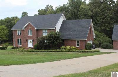 Paducah Single Family Home For Sale: 160 Jalusian Tr
