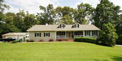 Paducah Single Family Home For Sale: 6125 McNutt Drive